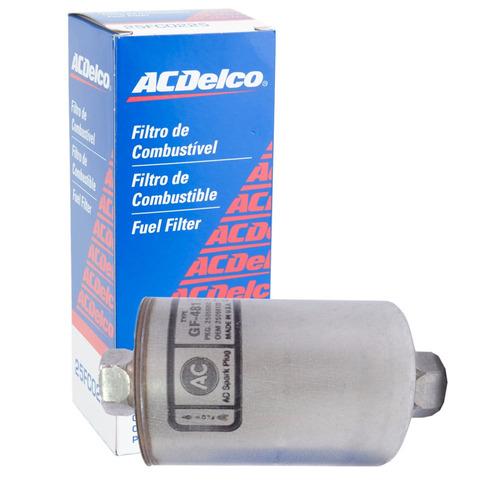 filtro combustivel rosca 2 lados  chevrolet s10 1998 a 2004