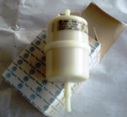 filtro combustivel santana quadrado quantum 84 90 vw origina