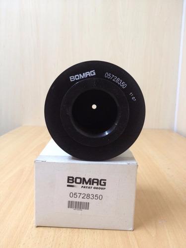 filtro compactadora rana  bomag 05728350 5728350 mann c1233