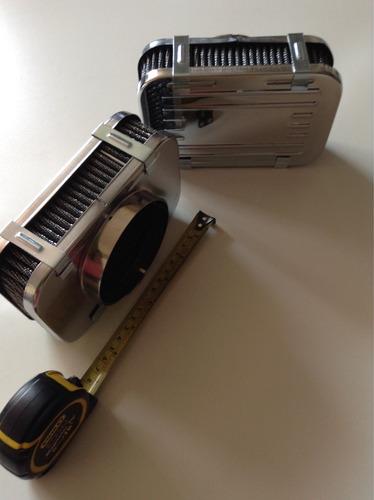 filtro cuadrado de carburador caribe 1800cc altura 1 3/4 pz