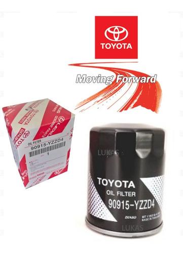 filtro de aceite 4runner  4.0 2007 2008 2009  #yzzd4