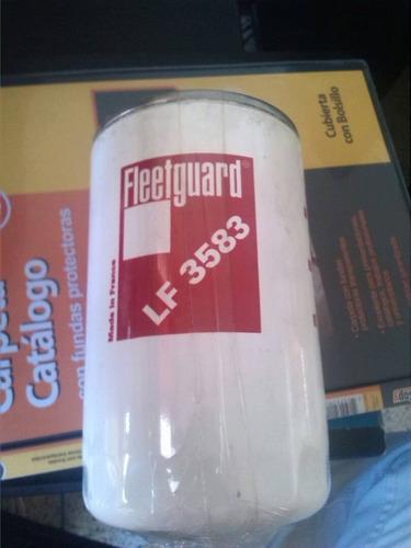 filtro de aceite 51431 iveco daily fleetguard