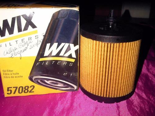 filtro de aceite 57082  chevrolet astra/orlando