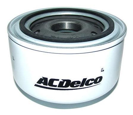 filtro de aceite   acdelco chevrolet s-10 2.8 l td - mwm 199