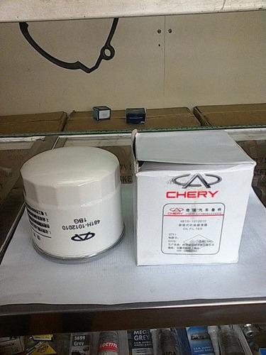 filtro de aceite chery orinoco.