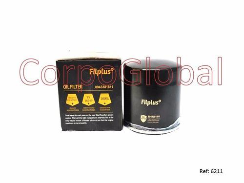 filtro de aceite chevrolet npr 450, fvr 900/950, wix 51673
