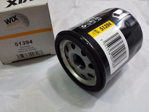 filtro de aceite chevrolet spark wix 51394, terios, matiz