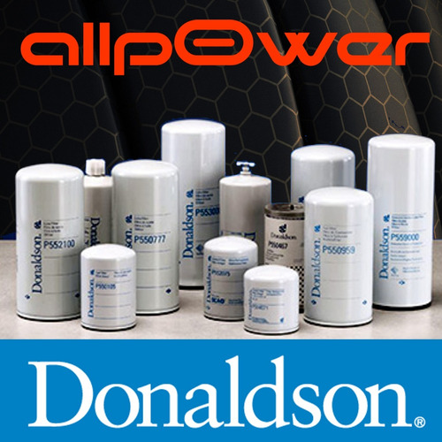 filtro de aceite donaldson hidraulico p570001 allpower