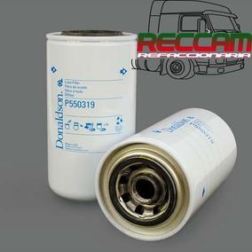 Filtro De Aceite Donladson P550319 Nternational 4700 , Dt360