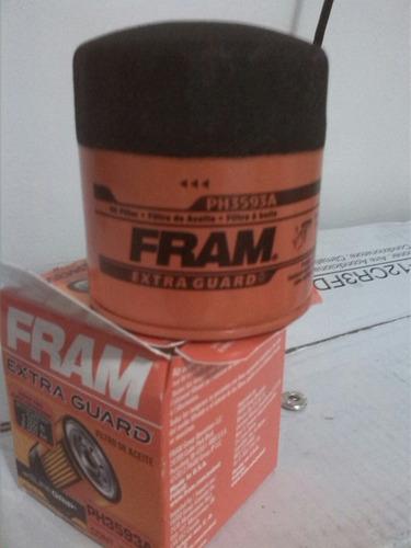 filtro de aceite fram ph3593a