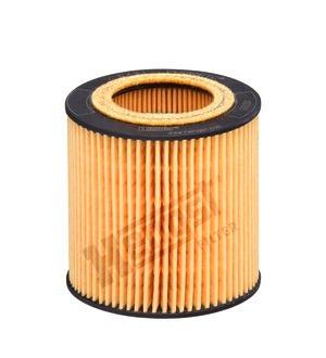filtro de aceite hengst bmw e61h d215 130i, 125i, 135i, 235i