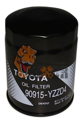 filtro de aceite hilux kavak 4runner fortuner 4.0 toyota