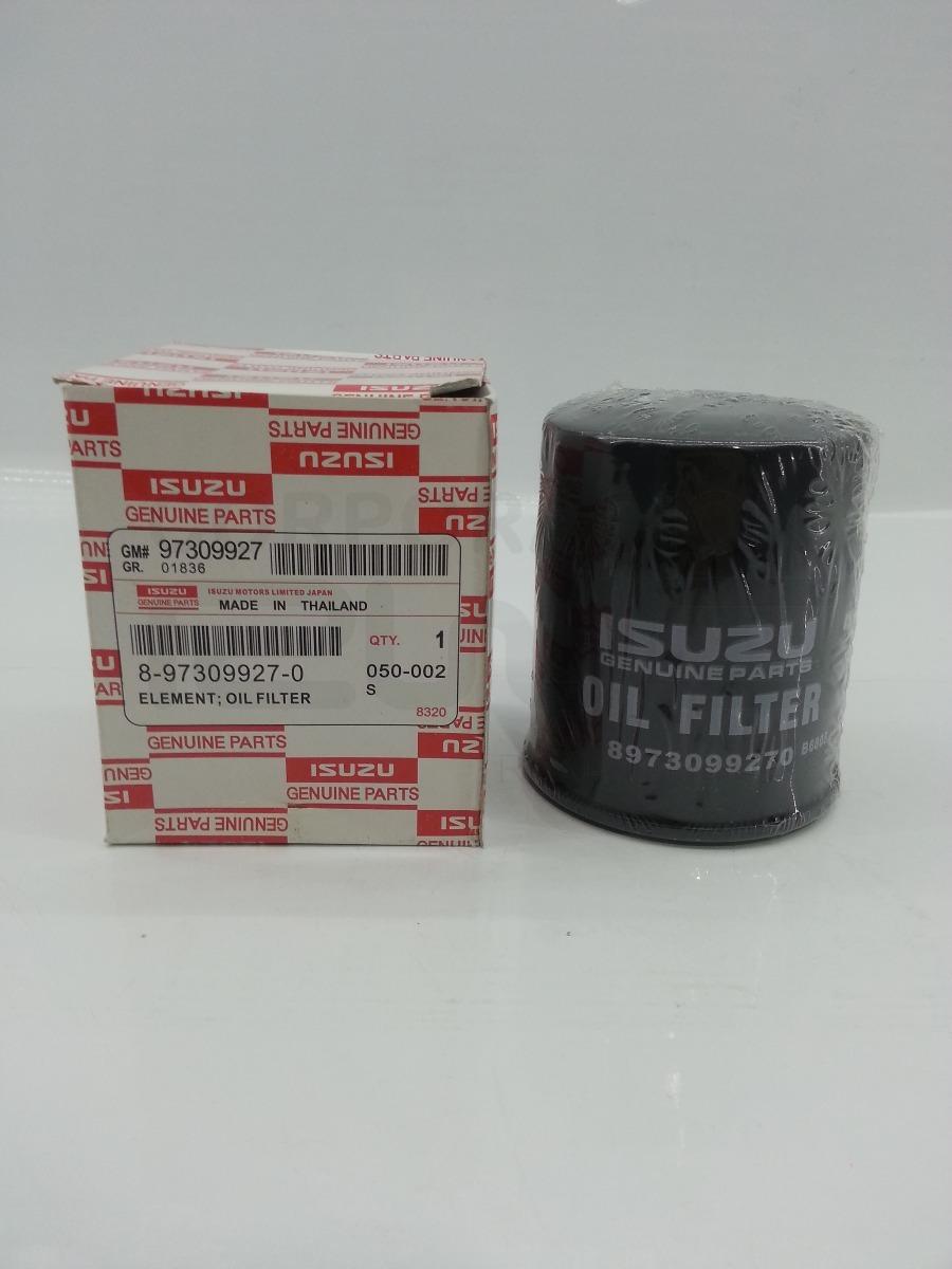 filtro de aceite luv d-max 3.0 sentra b13 b14 (mas carros) - bs. 780