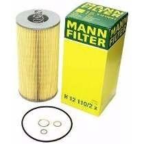 filtro de aceite mercedes benz mann filter h12110/2x