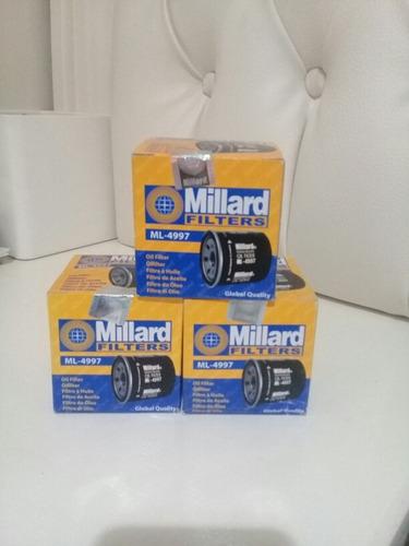 filtro de aceite millard ml 4997