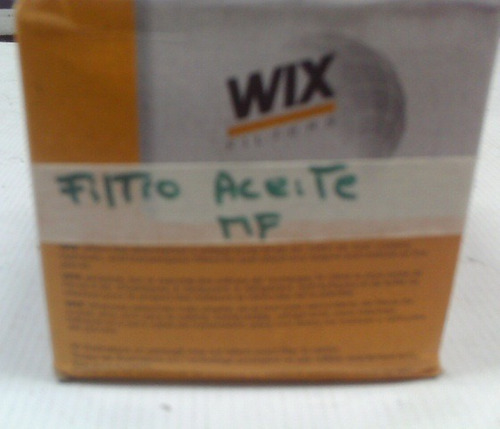 filtro de aceite mitsubishi mf / mx / ms / l300 carburada