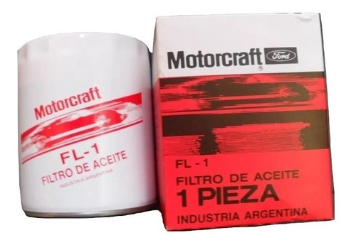 filtro de aceite motorcraft ford falcon 1962/1991