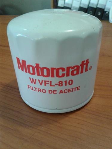 filtro de aceite motorcraft ford festiva laser 1990