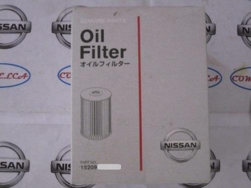 filtro de aceite nissan frontier diese