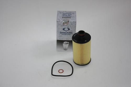 filtro de aceite original ssangyong new actyon (2012-2016)