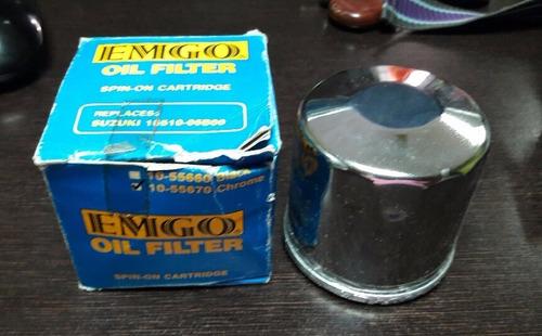 filtro de aceite para moto suzuki