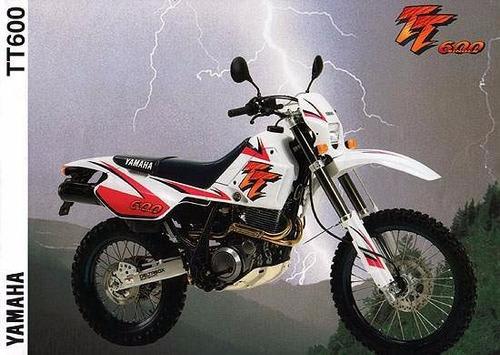 filtro de aceite para moto yamaha xt 225cc-yfm-tt600 97-03