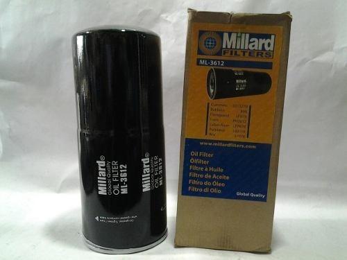 filtro de aceite para motores diesel ml-3612