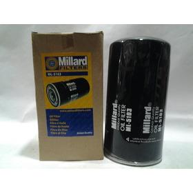 Filtro De Aceite Para Motores Diesel Ml-5103 Iveco