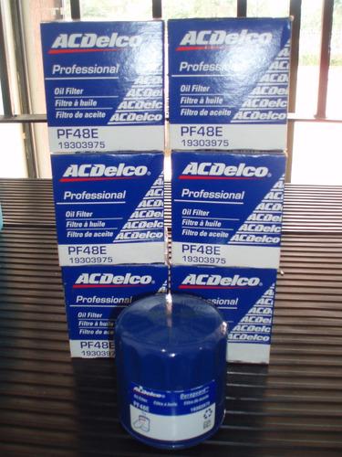 filtro de aceite para silverado/tahoe