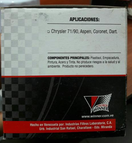 filtro de aceite ph-43