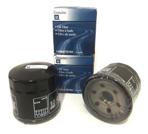 filtro de aceite spark gm 100% original #0765
