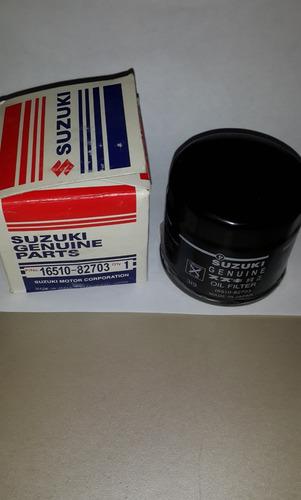 filtro de aceite suzuki 16510 82703 para esteem