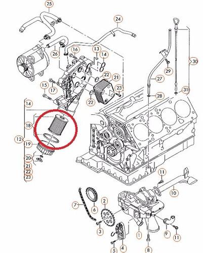 Vr6 Fsi Engine