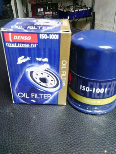 filtro de aceite toyota corolla