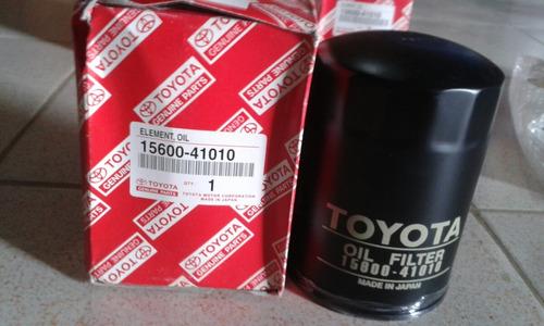 filtro de aceite toyota machito,burbuja,autana,dyna 96-02