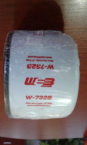 filtro de aceite w-7328ford corcel ghia / del rey 98 corcel