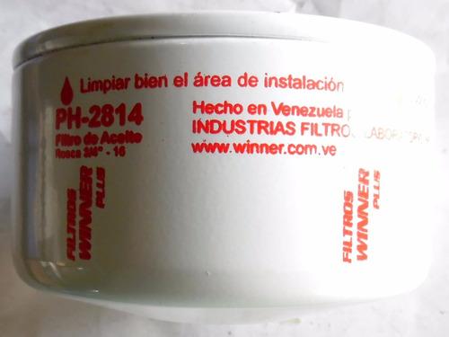 filtro de aceite winner ph 2814 renault 12-16-18,aro