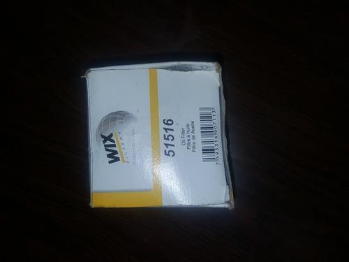 filtro de aceite wix 51516