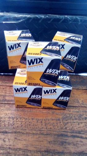 filtro de aceite wix 951003, chevrolet astra, aveo,corsa