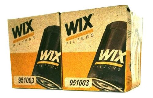 filtro de aceite wix 951003 chevrolet aveo/ corsa/ optra.