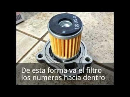 filtro de aceite yamaha r15  3x 50 soles