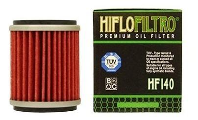 filtro de aceite yamaha raptor 700 hiflofiltro hf 145
