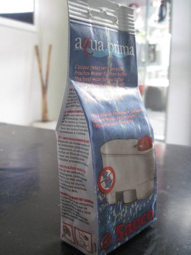 filtro de agua aqua prima
