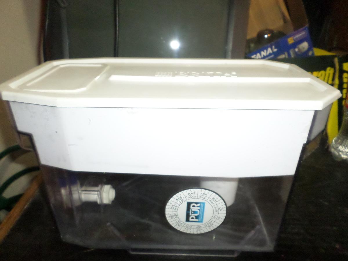 Filtro de agua brita ultramax dispensador blanco 2 filtros - Filtro de agua precio ...