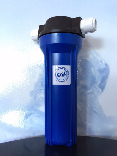 filtro de agua con carbon activado natural de fibra de coco