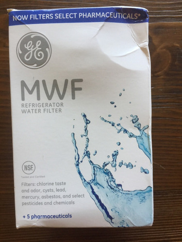 filtro de agua de refrigerador general electric
