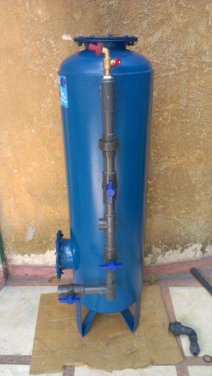 Filtro de agua desbarrador 26 gal de arena para toda la - Filtro de agua para casa ...