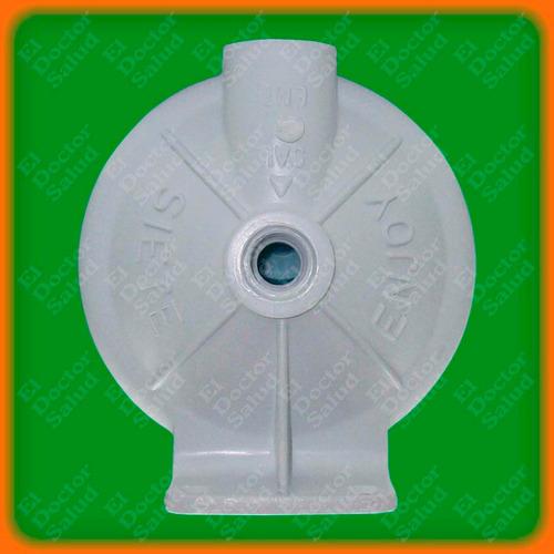 filtro de agua enjoy #7rp + conectores - neveras - ozono