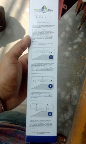 filtro de agua externo lg daewo samsung bosch
