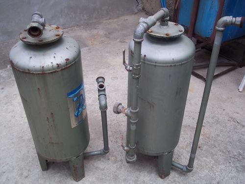 filtro de agua industrial pasteur